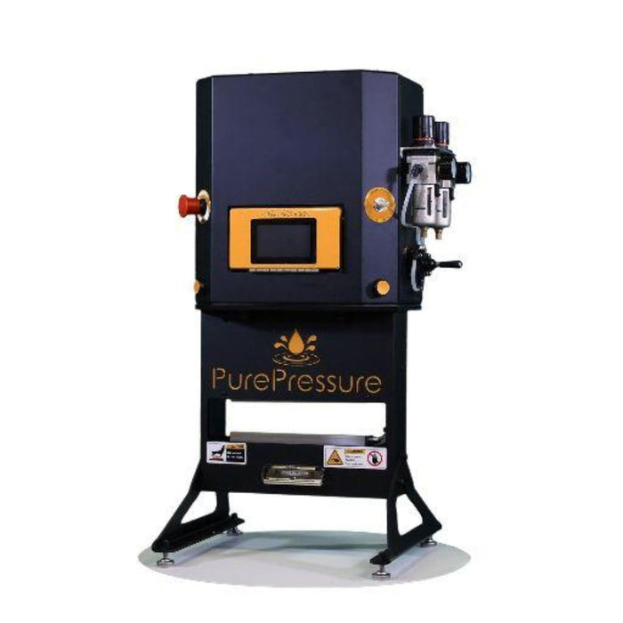 Pikes Peak Rosin Press V2 from PurePressure