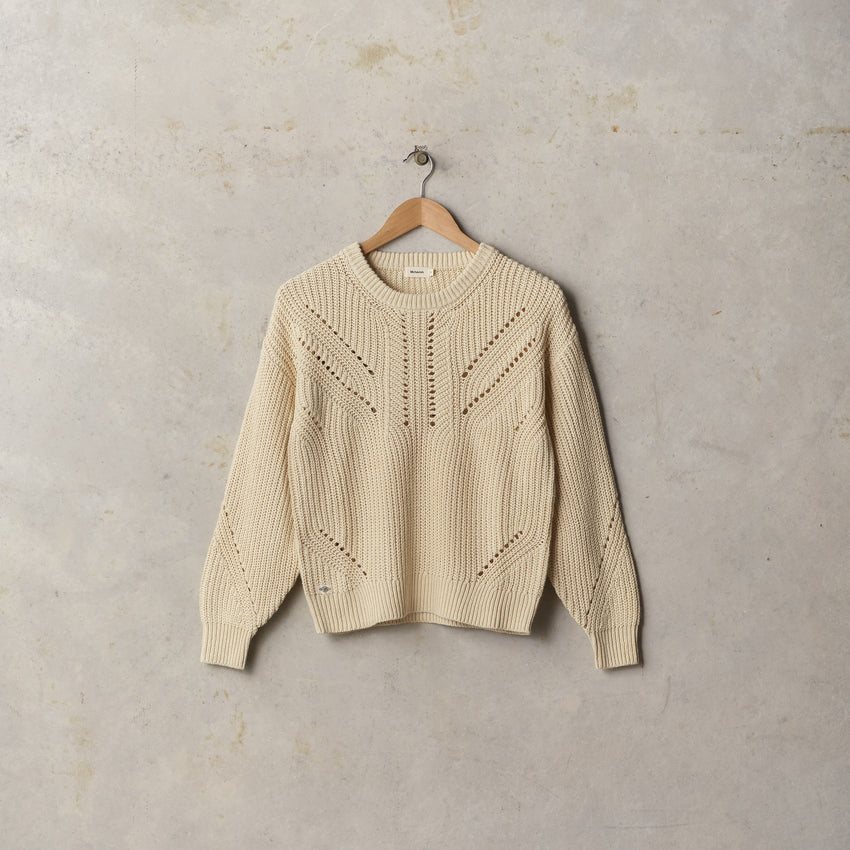 Seaspray Linen Knit