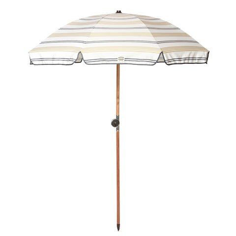 MCTAVISH COASTAL STRIPE UMBRELLA