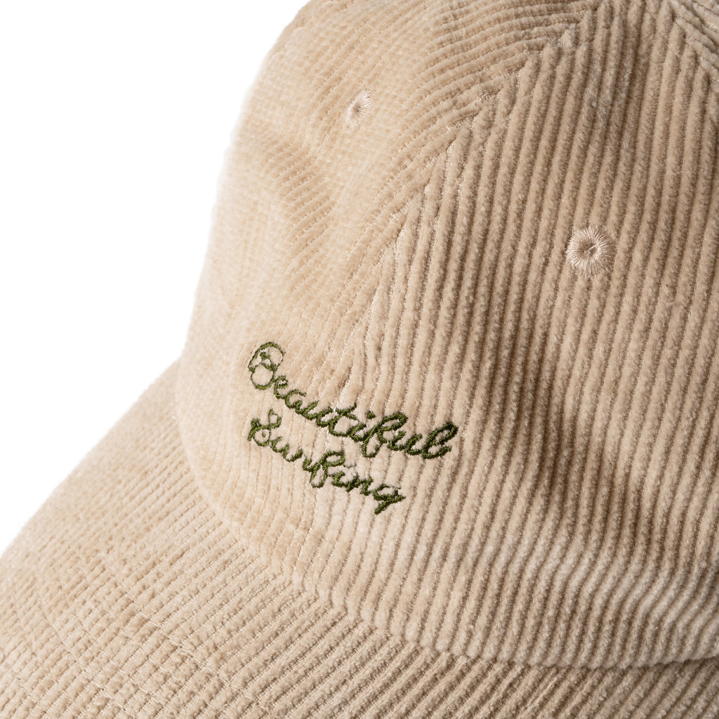 BEAUTIFUL SURFING 6 PANEL CAP