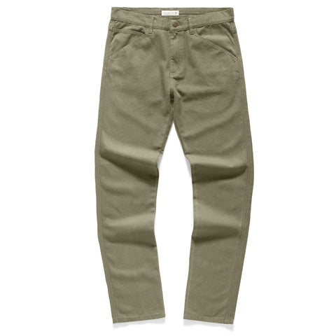 TRIPLE STITCHED CANVAS PANTS