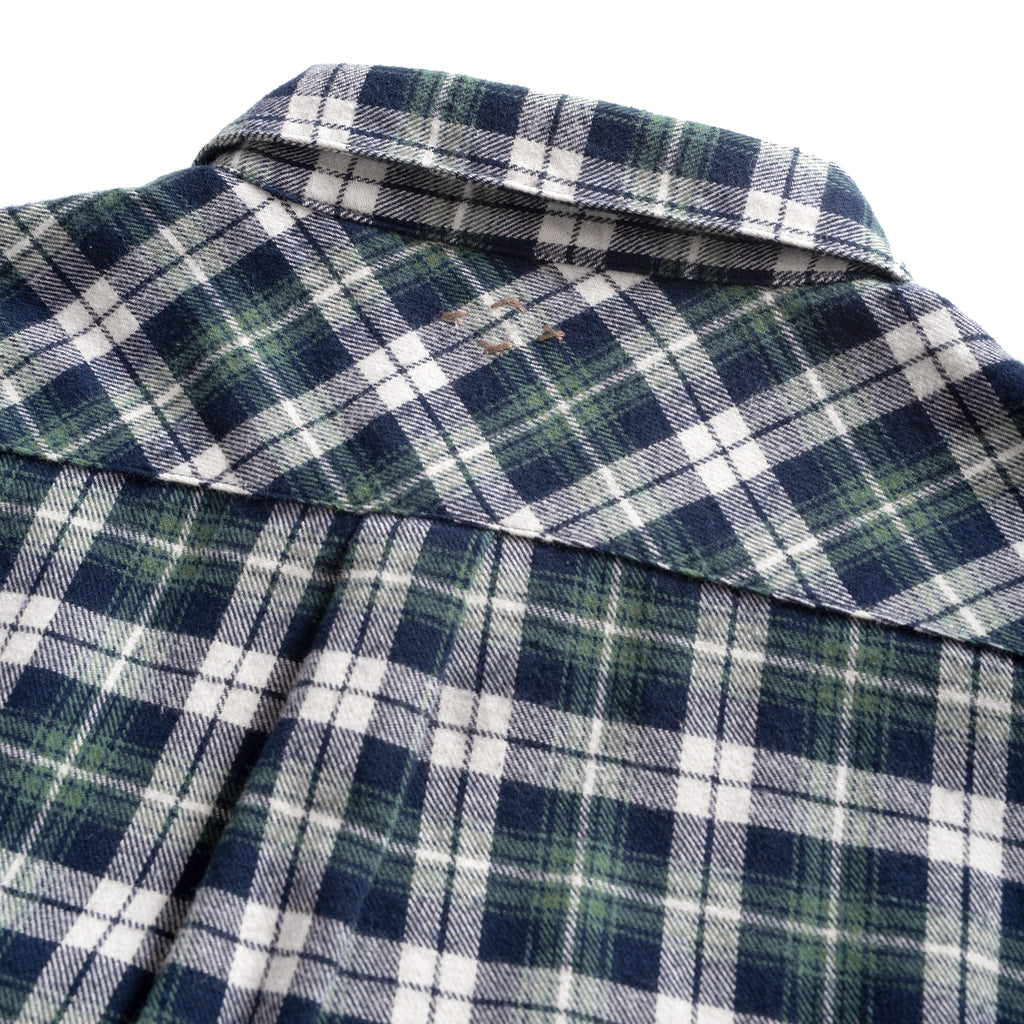 BRUNS FLANNEL SHIRT