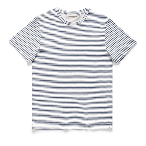 RECYCLED COTTON RIPPLE TEE