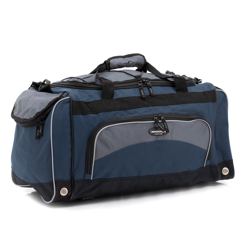 "Adventure 24"" Multi-Pocket Duffel with Wet & Shoe Pocket"