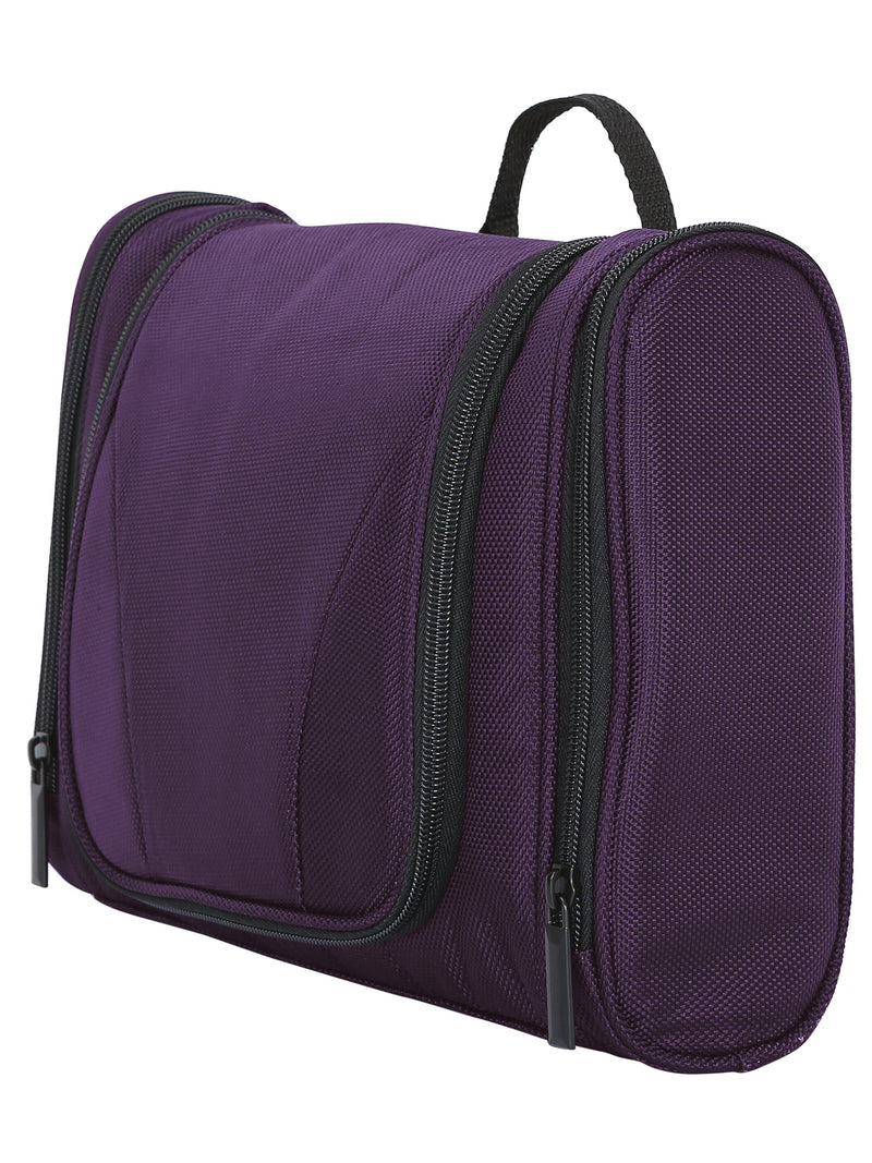 Toiletry Kit, Purple