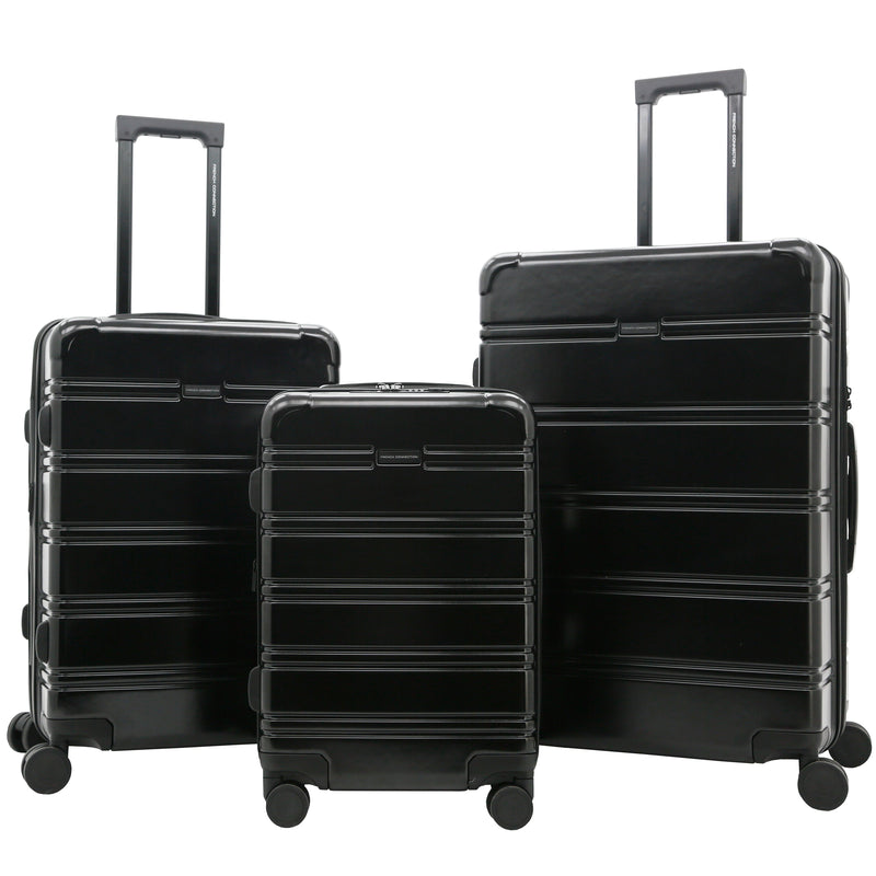 Conrad Collection, 3-Piece Expandable Rolling Hardside Luggage Set