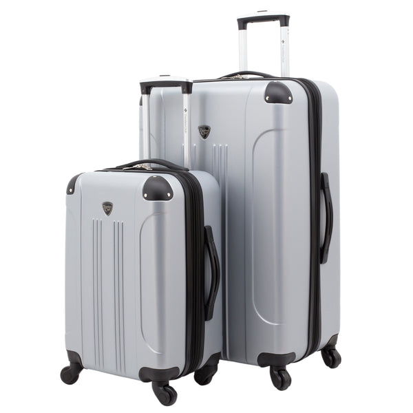Chicago Collection, 2-Piece Expandable Hardside Luggage Set