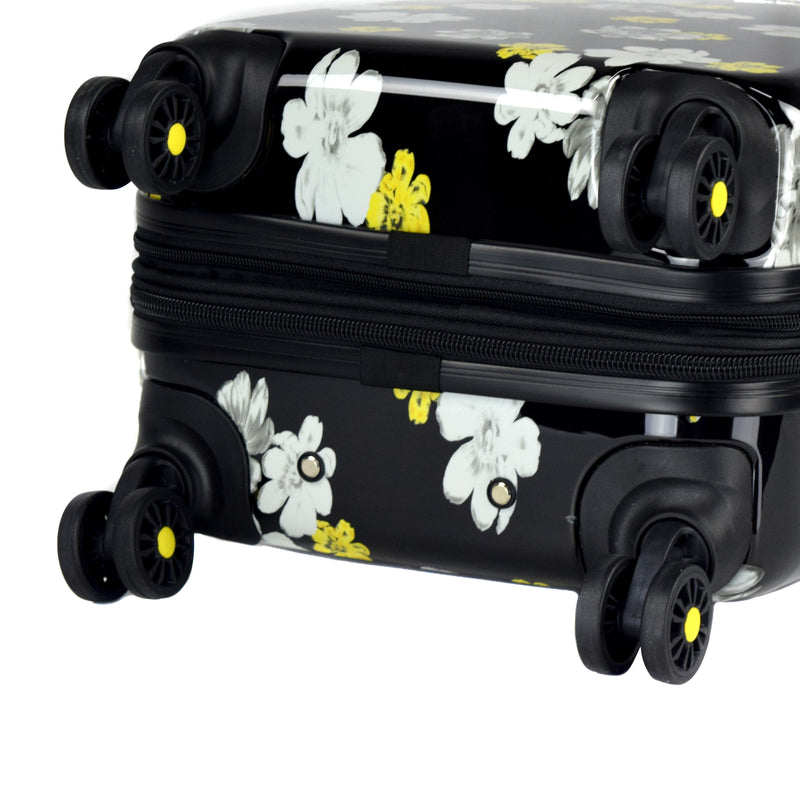 kensie 3-Piece Hardside Luggage Collection