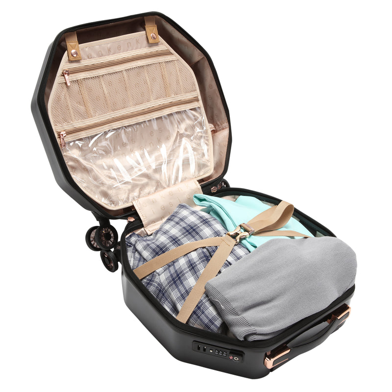 kensie Gemstone 2-Piece Travel Set