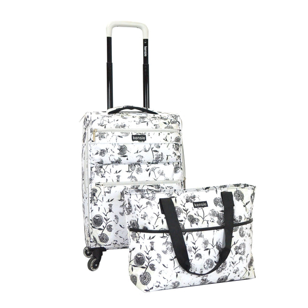 kensie 2-Piece Travel Set