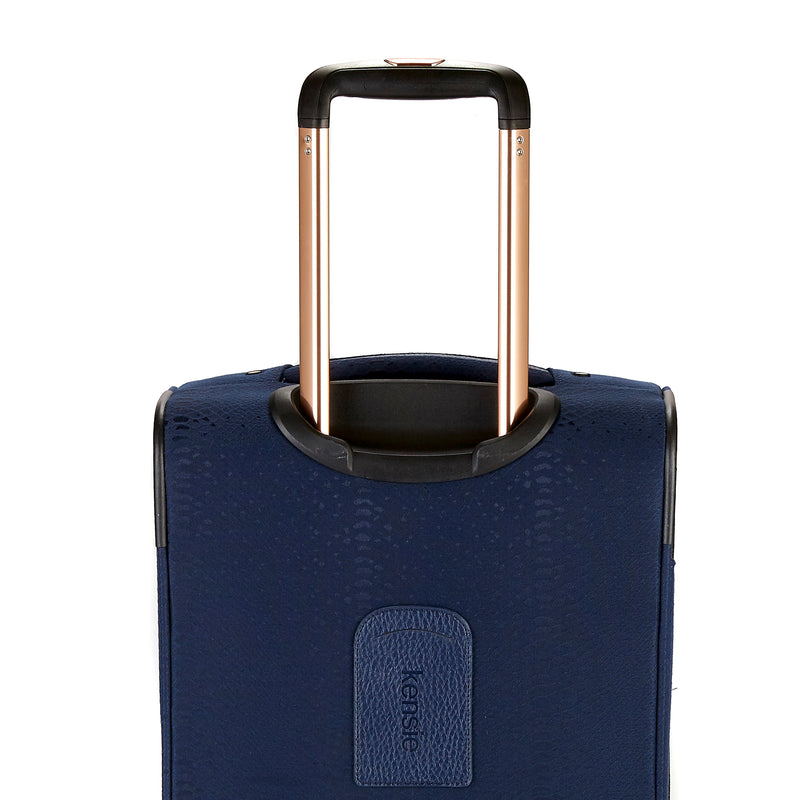kensie 3-Piece Softside Luggage Collection