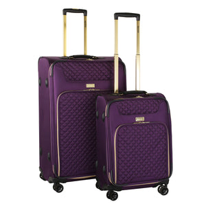 kensie 2-Piece Spinner Luggage Set