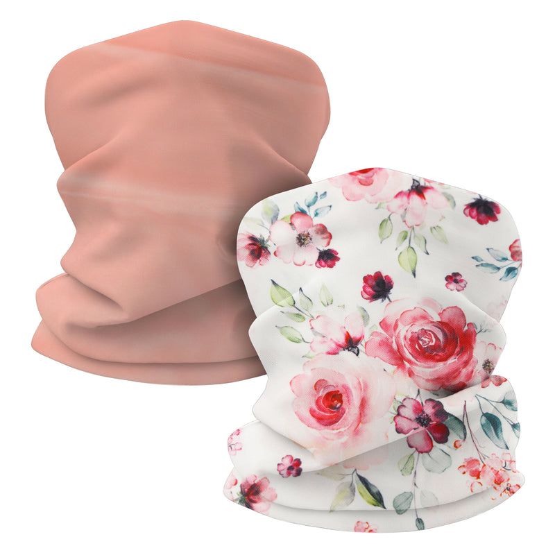2 Piece Multifunctional Magic Bandana™ Face Masks