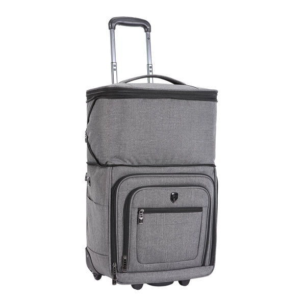 "Travelers Club Stafford 16"" Expandable Underseat Carry-On"