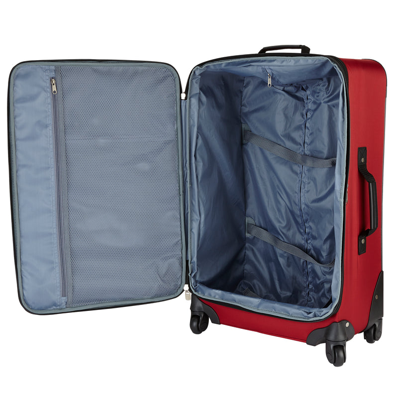 Travelers Club 4 Piece Augusta Luggage Set