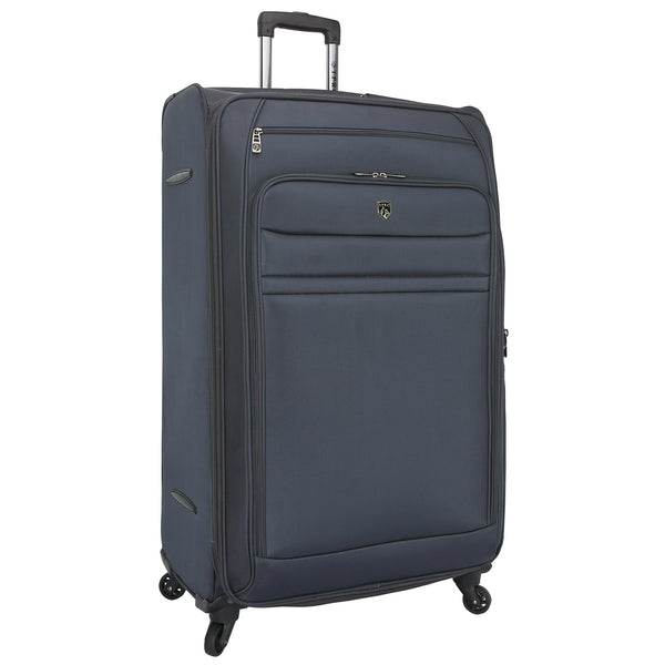 "Lexington Collection by TPRC 32"" Rolling Expandable Upright, Gray"