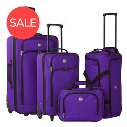 Genova Collection, 4-PC Travel Set