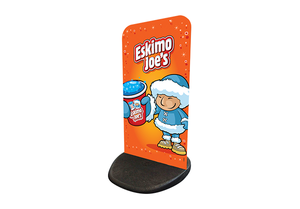Eskimo Joe's Pavement Sign