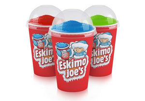 Dome Lids For Large Slush Paper Cups - 1000 Box - Eskimo Joe's Slush United Kingdom - 3
