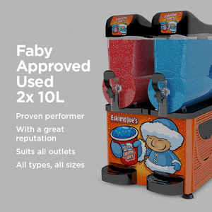 Faby Skyline Approved Used 2x 10L
