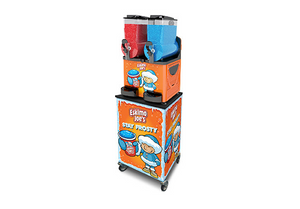 Mobile Trolley Stand For Eskimo Joe's Twin Bowl Slush Machine - Eskimo Joe's Slush United Kingdom - 2