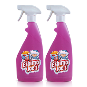 Eskimo Joe's Slush Machine Sanitising Spray 500ml x 2