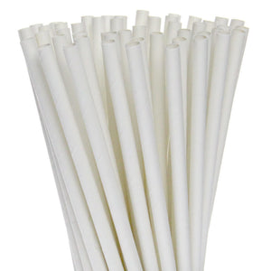Eco-Friendly Paper Straws - 2500 Box
