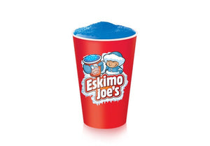 Medium 341ml Paper Slush Cups - 1000 Box - Eskimo Joe's Slush United Kingdom - 2