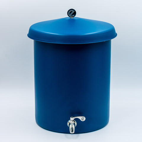 Mate Cobalt Blue Stainless Steel EcoFiltro