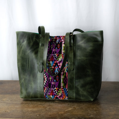 Iximche Tote Bag | Green