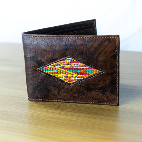 Tipico Wallet Vintage Brown Leather