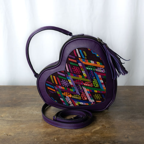 Linda Multipurpose Bag | Purple