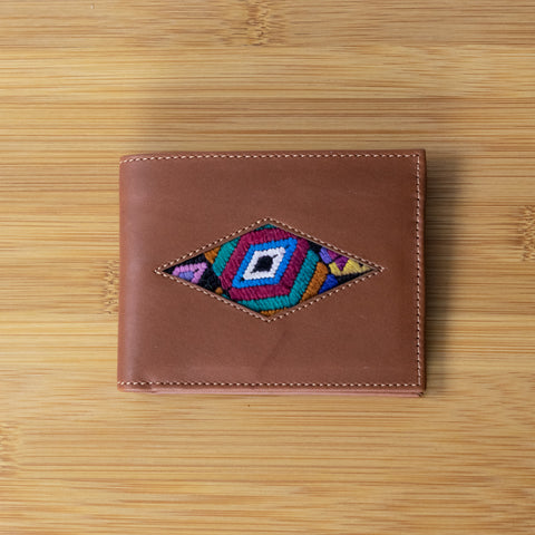 Tipico Wallet Light Brown Leather