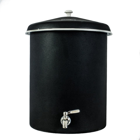 Mate Black Pewter EcoFiltro