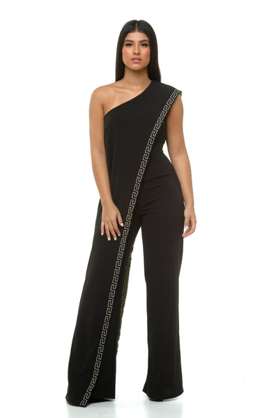 Lita Jumpsuit - Black