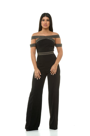 Naomi Jumpsuit - Black