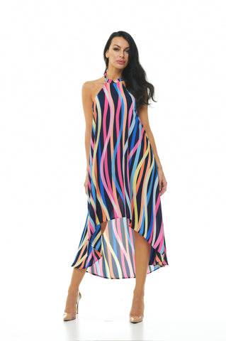 Candy High Low Dress