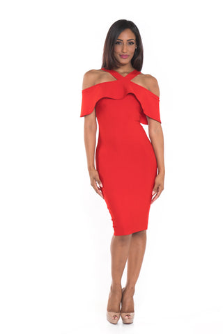 Judith Bandage Dress