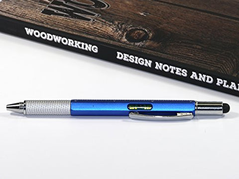 Multi Function Stylus Pen Tool And Woodworkers Graph Paper