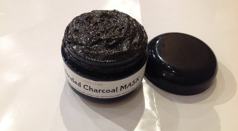Charcoal Aloe Face mask