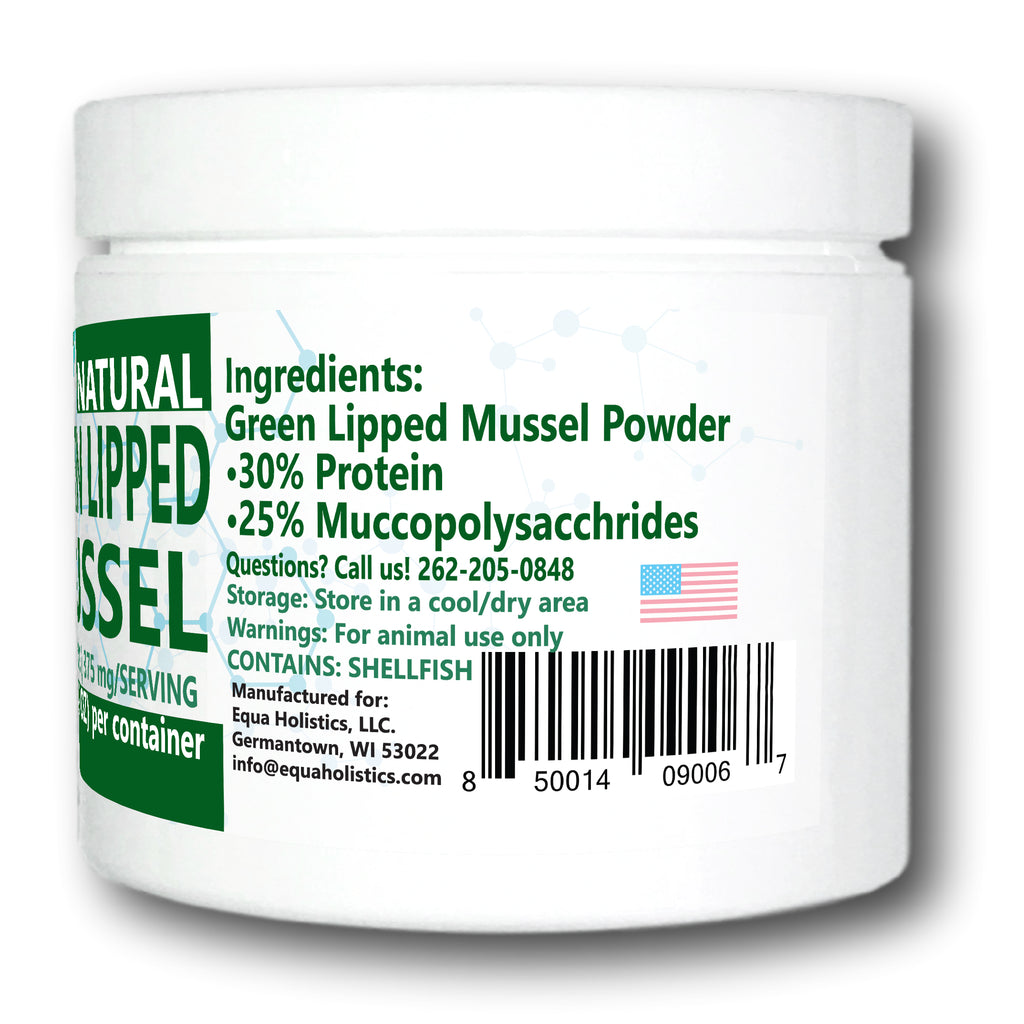 Green Lipped Mussel Powder Joint Supplement