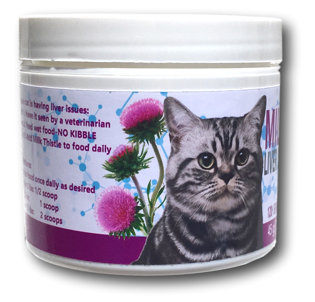 Milk Thistle for Cats