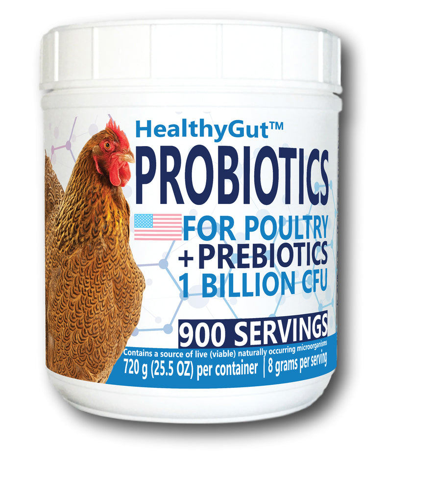 Probiotics for Poultry