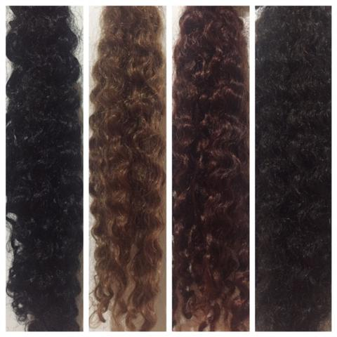 Afro Kinky Loose- Braiding/Twisting- Basic colors- Per bundle (4oz)