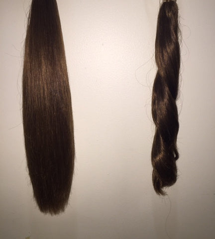 Brazilian Remy- Loose/Bulk- Basic colors- Per oz