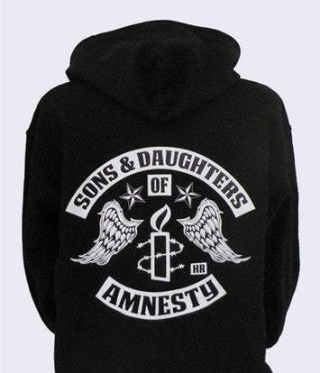 Sons & Daughters of Amnesty Hoodie