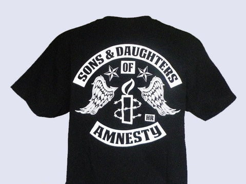 Sons & Daughters of Amnesty T-Shirt - Unisex