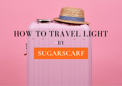 Tips for Travelling Light