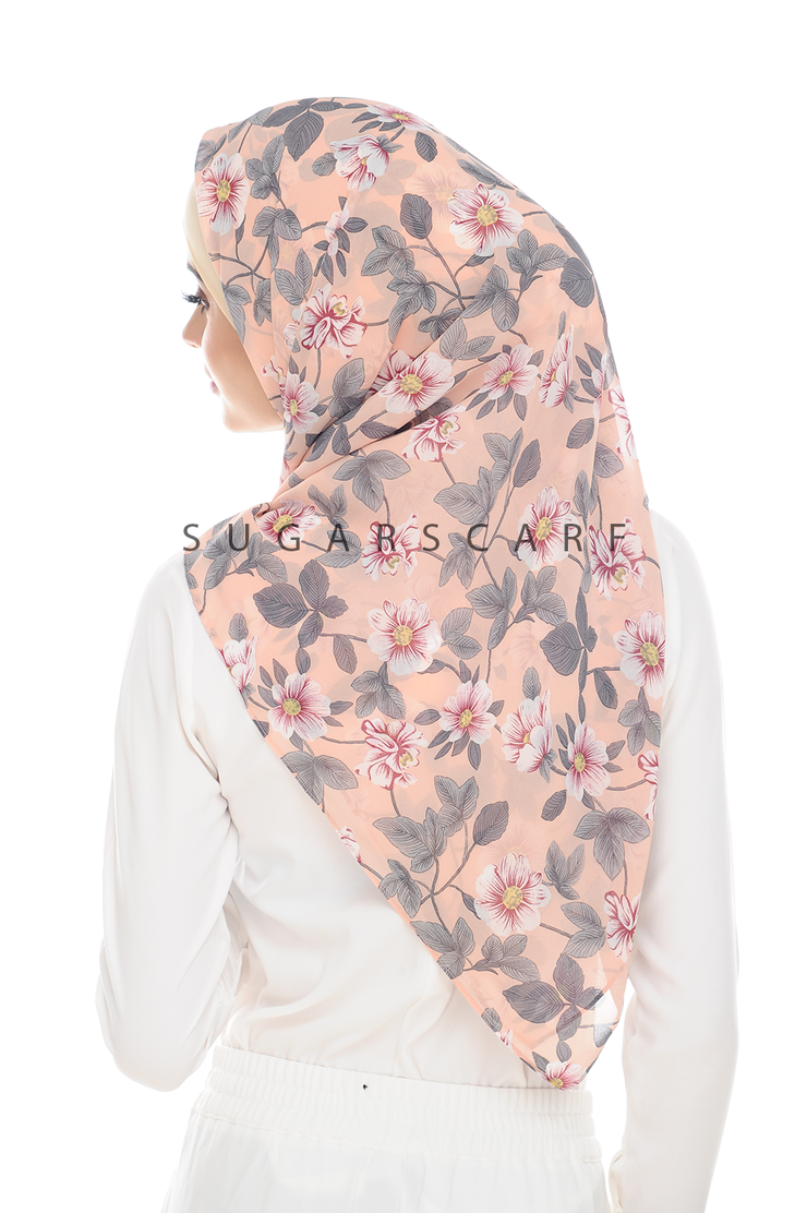 Sugarscarf BasicPrints Alisa - Square Anne