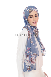 Sugarscarf BasicPrints Alisa Shawl - Wild Dream